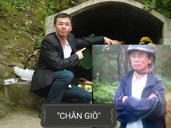 """CHÂN TU KHÔNG BẰNG """"CHÂN GIÒ"""""""