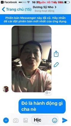Cuộc trò chuyện đáng yêu của linh mục Dương Sỹ Nho với vũ nữ