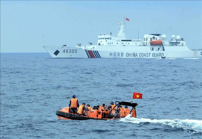 Cảnh giác luận điệu lợi dụng vấn đề biển Đông để xuyên tạc, kích động chống phá