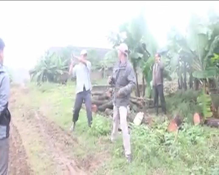 Thủy Bằng: Người dân bức xúc vì chiêu trò hại rừng, phá đường của những kẻ giấu mặt
