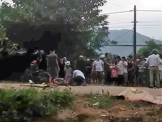 Thêm 1 nạn nhân tử vong trong vụ tai nạn xe máy nghiêm trọng ở xã Phong Xuân