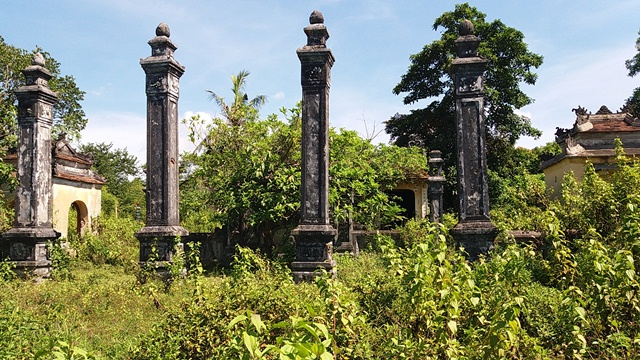 Giữ nguyên trạng, bảo tồn đình Phú Vĩnh