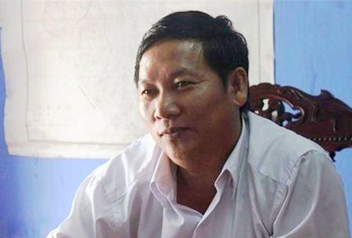 Cấp đất cho người nhà, cựu chủ tịch xã bị khai trừ Đảng