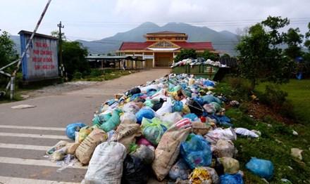 """Giải cứu nhà máy rác """"triệu đô"""""""