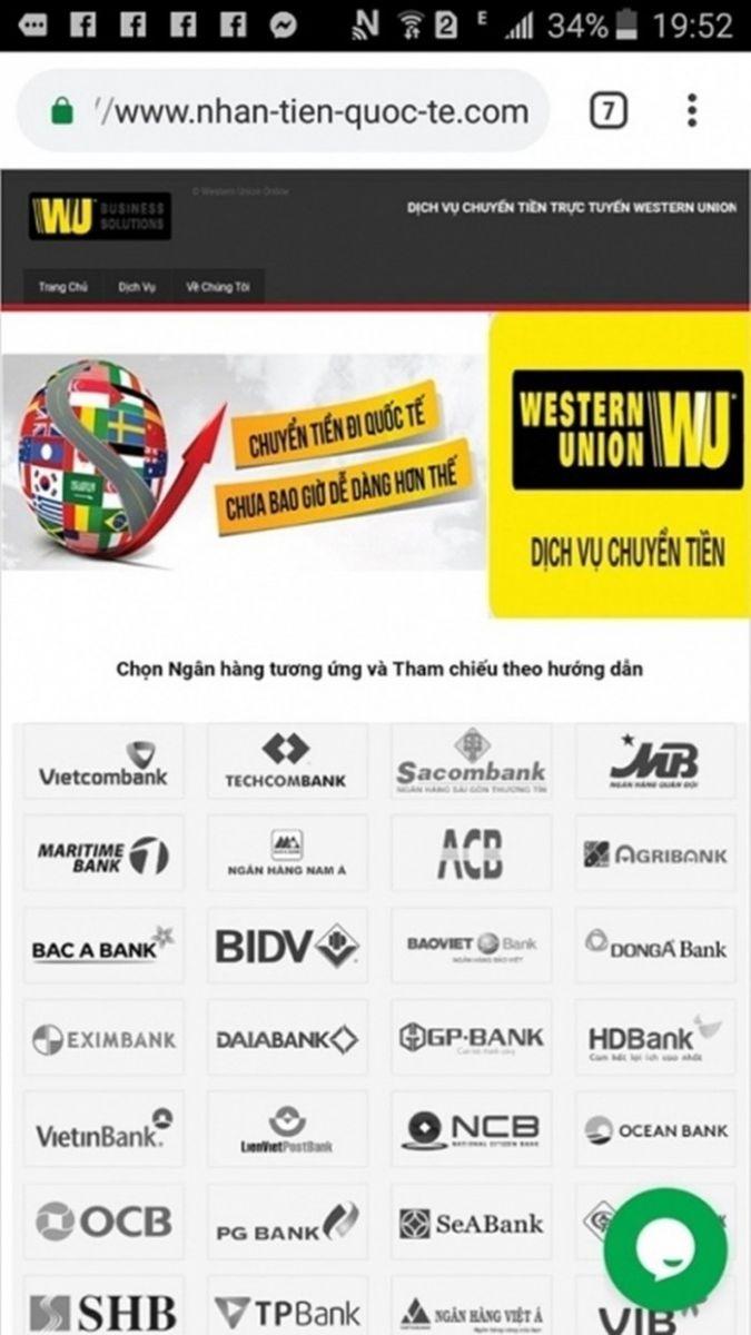 Vietcombank lên tiếng về vụ khách hàng Huế mất hơn 50 triệu đồng