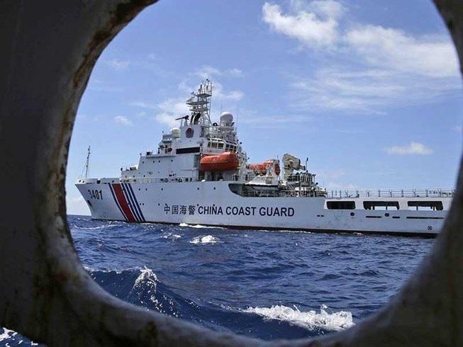 Phản đối việc Trung Quốc đưa tàu quay lại xâm phạm vùng biển Việt Nam