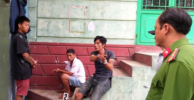 Khởi tố 2 bị can liên quan vụ ném đá khiến thanh niên tử vong ở Hộ Thành Hào