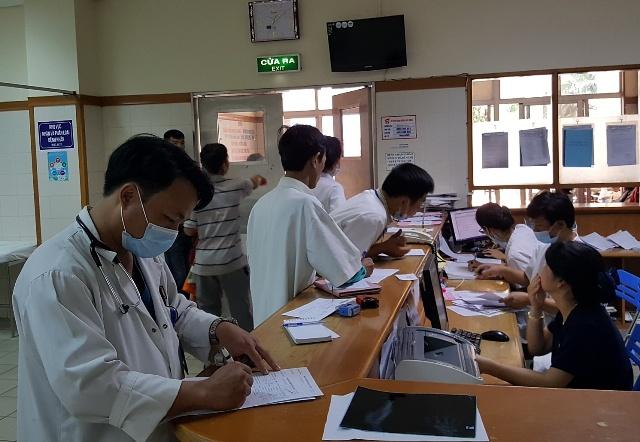Hơn 2.800 bệnh nhân nhập viện trong 7 ngày tết