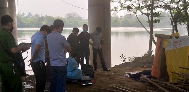 Phát hiện một tử thi nổi trên sông Hương