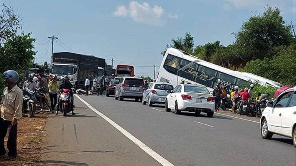 4 ngày nghỉ lễ, 22 người chết vì tai nạn giao thông