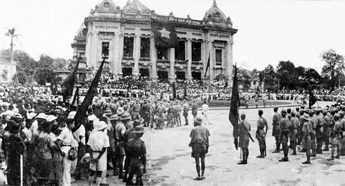 Cách mạng tháng Tám qua những trang báo Việt Nam độc lập