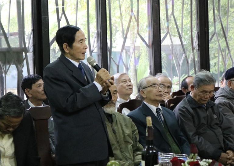 Gặp mặt đại biểu Công giáo, Hội Thánh tin lành nhân Giáng sinh