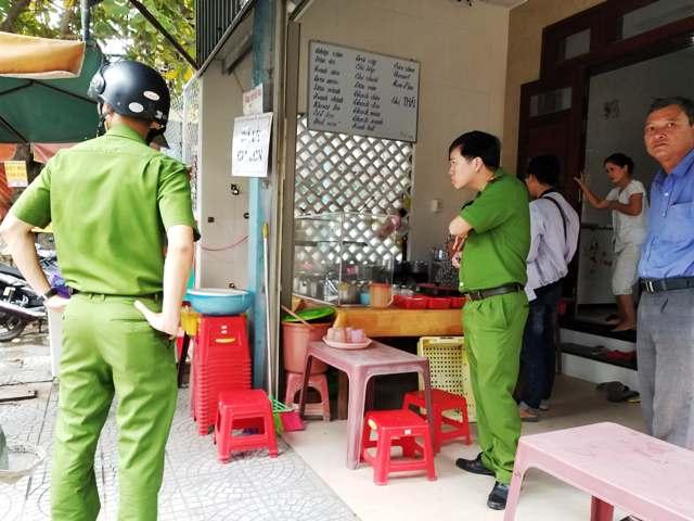 Truy tìm đối tượng giật túi xách trên đường Trần Phú