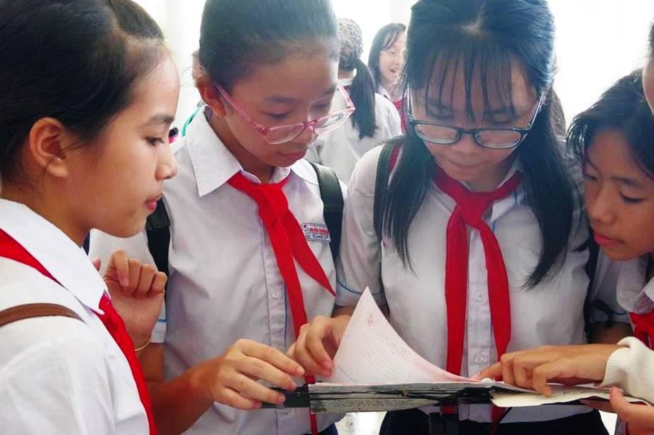 Ngày 4/6 dự kiến kiểm tra, đánh giá năng lực vào Trường THCS Nguyễn Tri Phương