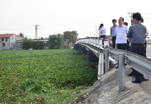 Phó Chủ tịch UBND tỉnh Phan Thiên Định yêu cầu chấn chỉnh cảnh quan, môi trường tại khu vực di tích