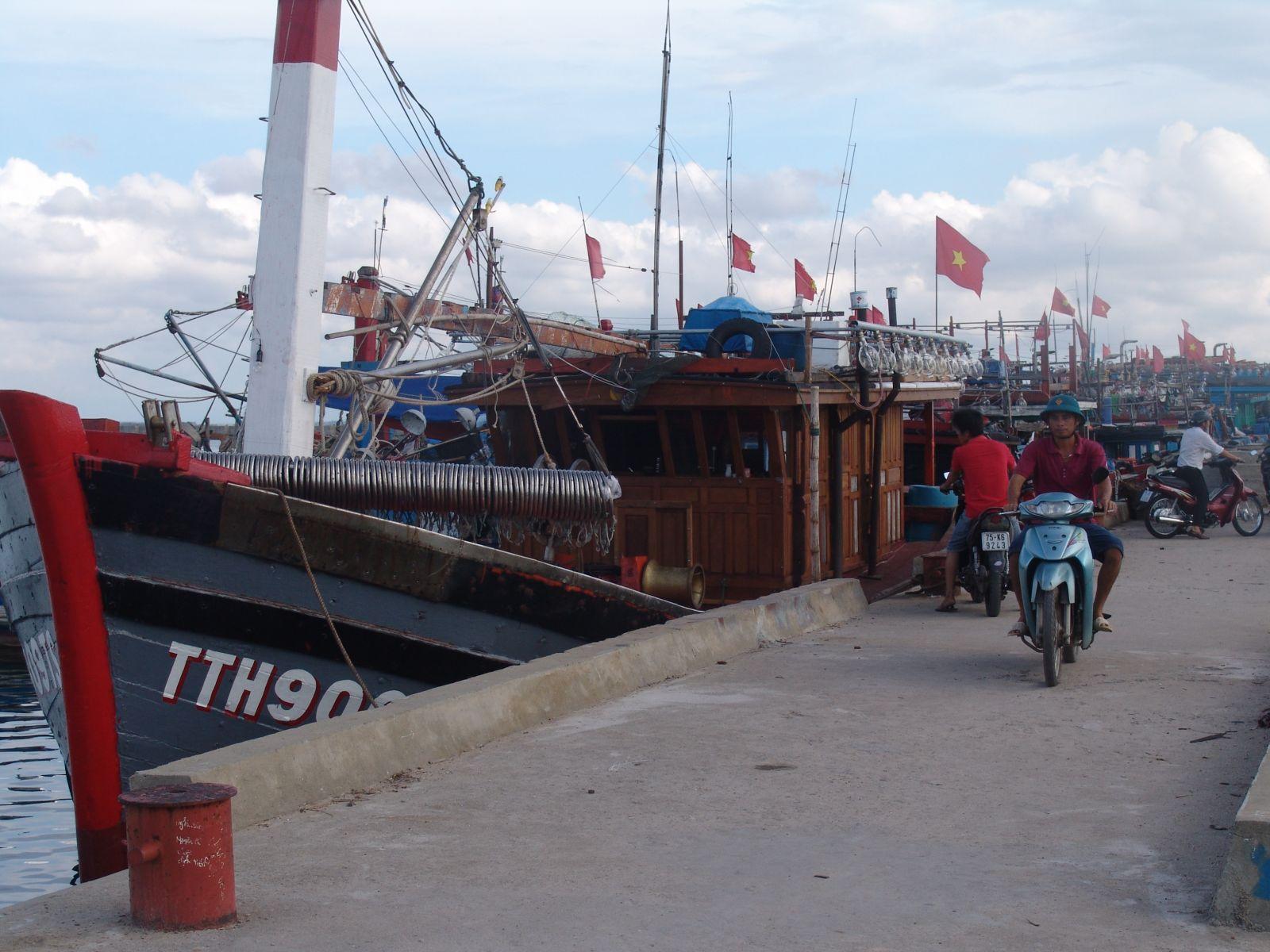 Từ 14 giờ ngày mai (27/12), nghiêm cấm tàu, thuyền ra khơi