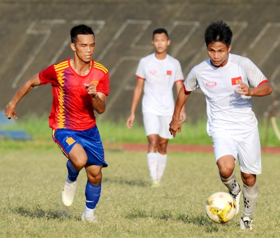 Hương Trà vô địch bóng đá nam Đại hội Thể dục thể thao tỉnh