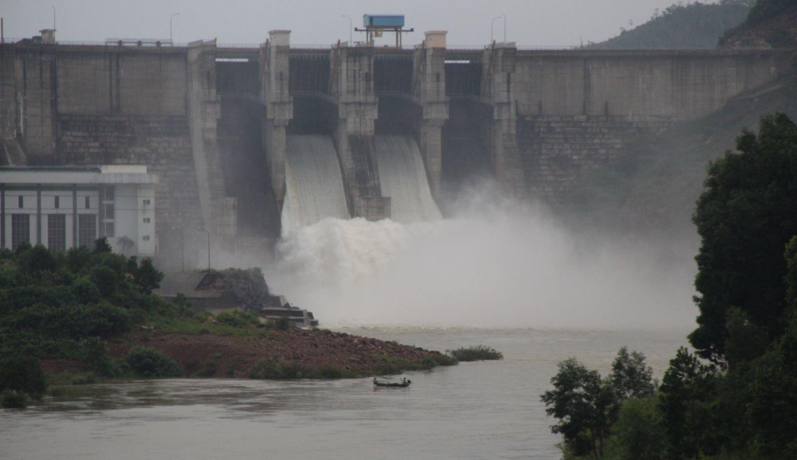 Thủy điện Hương Điền sẽ điều tiết nước về hạ du