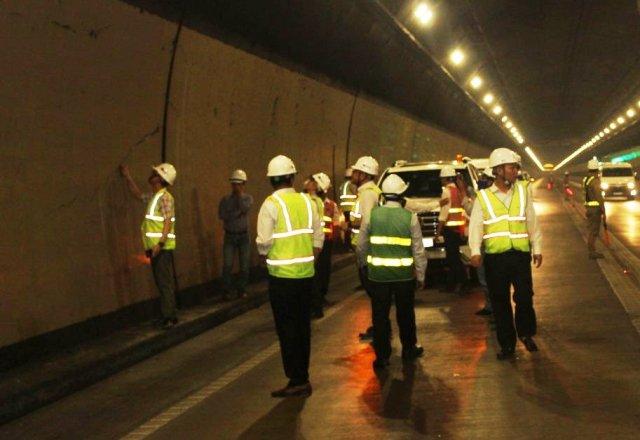 Công ty CP Đầu tư Đèo Cả Đề nghị hỗ trợ công tác quản lý vận hành hầm Hải Vân 1