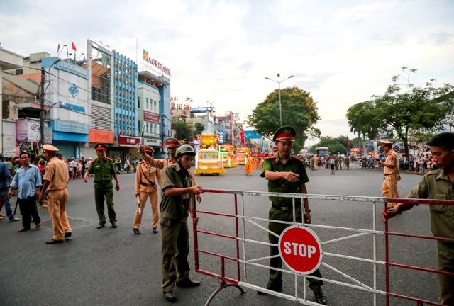 Đảm bảo an toàn tuần lễ Phật đản - Phật lịch 2563