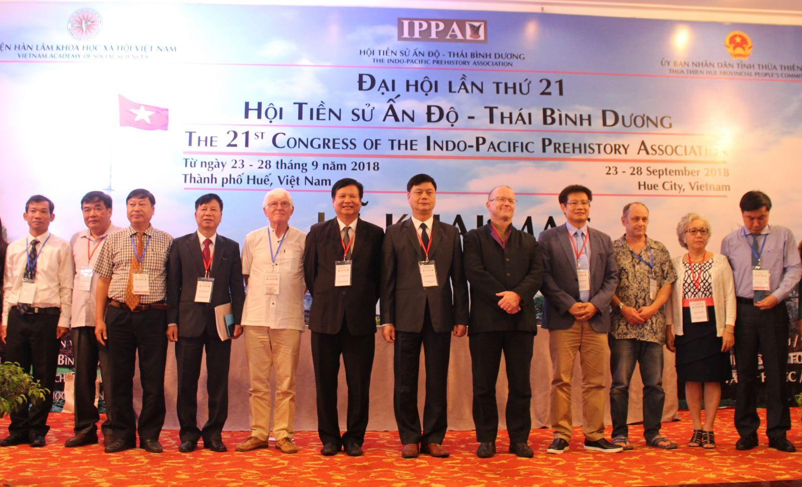 Hội nghị IPPA: Nhiều chủ đề báo cáo về vùng Ấn Độ - Thái Bình Dương
