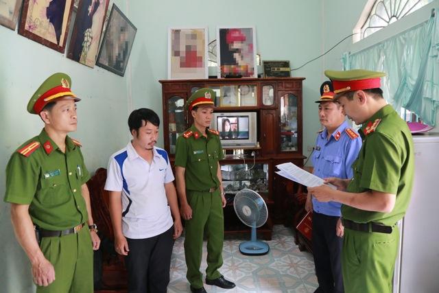Khởi tố, bắt giam nguyên hiệu trưởng Trường tiểu học và THCS Dương Hòa