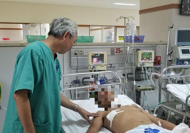 Cứu bệnh nhân chấn thương sọ não nặng bằng tế bào gốc