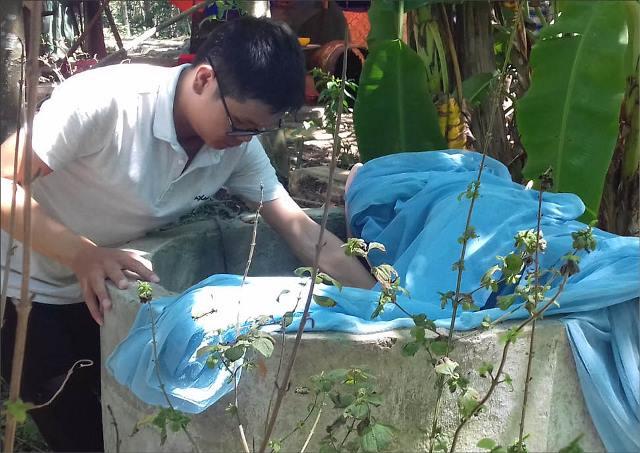 """Sơn Thọ """"khát"""" nước sạch"""