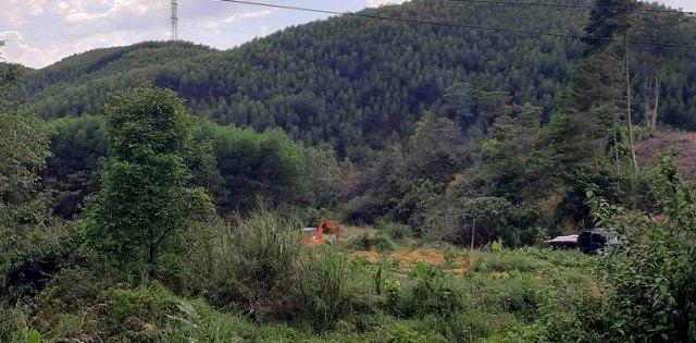 2 cán bộ xã Hồng Tiến bị phạt vì khai thác khoáng sản không phép