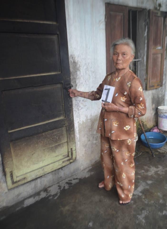Huế: Cụ bà 70 tuổi liên tiếp cạy cửa nhà dân trộm cắp tài sản
