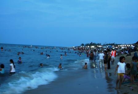 Đảm bảo môi trường cho du lịch biển phát triển