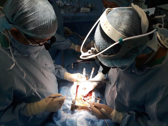 Ca ghép tim xuyên Việt thứ hai đã thành công