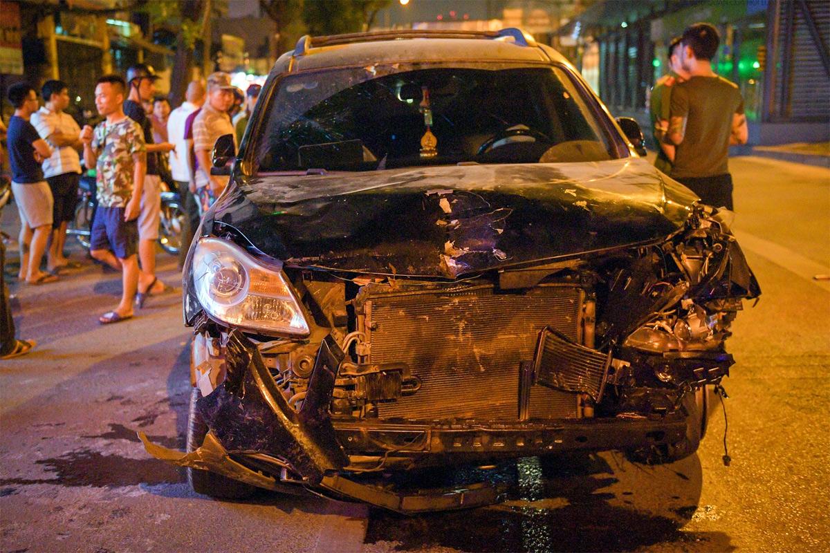 Uống rượu lái xe: Bi kịch từ thói sĩ diện hão của đàn ông Việt