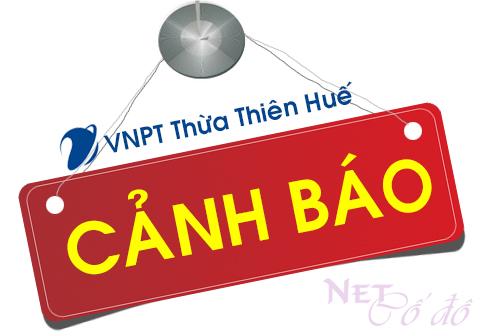 VNPT khuyến cáo hiện tượng lừa đảo nợ cước