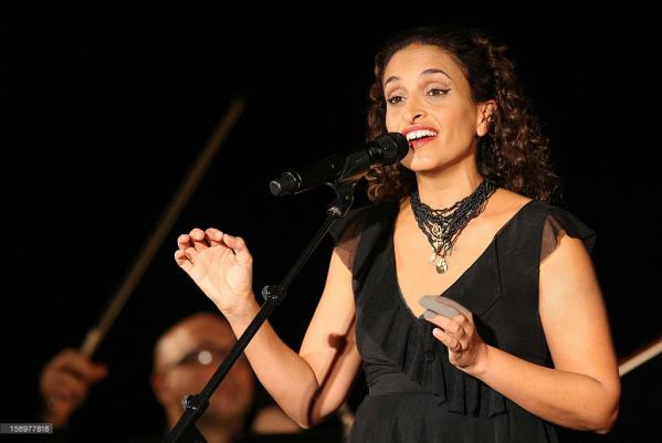 """Achinoam Nini (Noa) - """"Giọng ca thiên thần"""" của Israel sẽ góp mặt tại sân khấu Festival Huế 2018"""