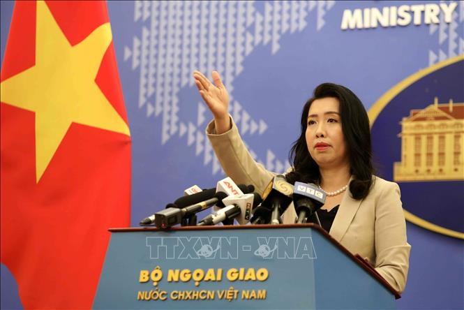Người Phát ngôn Bộ Ngoại giao: Trung Quốc không có bất kỳ cơ sở pháp lý quốc tế nào để đưa ra yêu sách