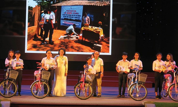 Vận động, tập hợp hiệu quả người Việt Nam ở nước ngoài