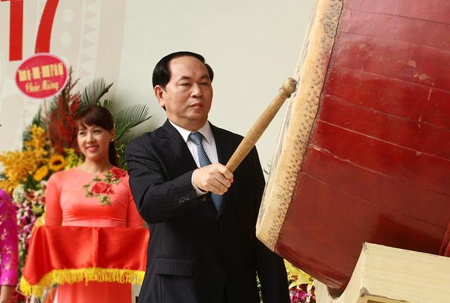 Chủ tịch nước gửi thư chúc mừng nhân dịp năm học mới