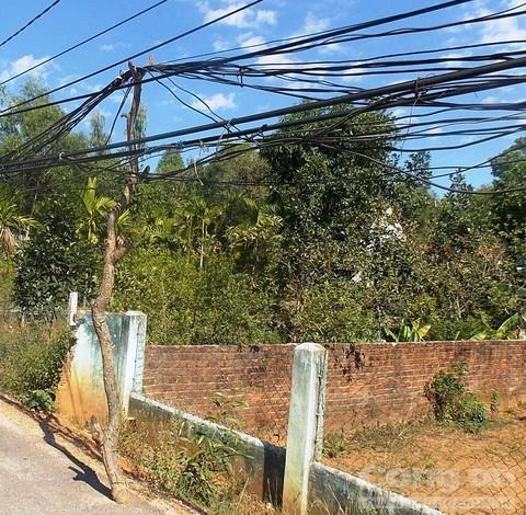 Tai nạn thương tâm do va dây điện băng qua đường, một người tử vong