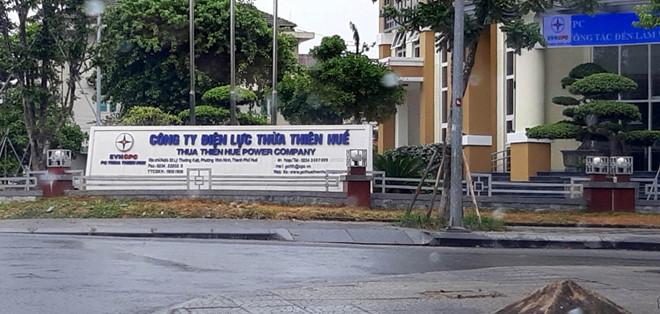 Vì sao Điện lực Thừa Thiên - Huế không tuyển sinh viên học tại Huế?
