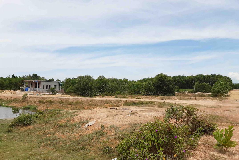Thừa Thiên Huế: Dân không thể xây nhà vì dự án hạ tầng kỹ thuật chậm tiến độ