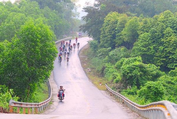 Cua rơ người Thái gặp nạn tại đường đua Coup de Huế đã qua đời