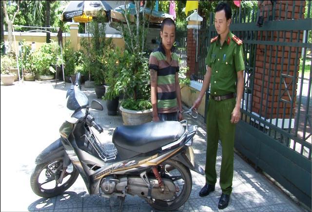 Gia tăng tội phạm trộm xe máy do… chủ quan
