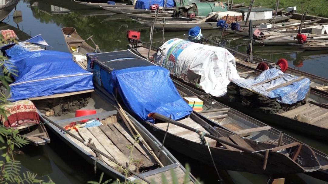 Thừa Thiên Huế: Nhức nhối cuộc sống cư dân vạn đò