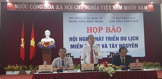 Lãnh đạo 19 tỉnh thành sẽ về Huế bàn cách đột phá du lịch miền Trung