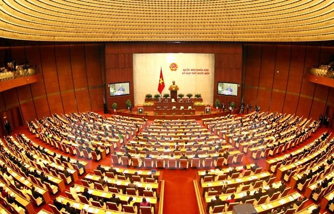 Lùi Dự án Luật Đơn vị hành chính kinh tế đặc biệt sang kỳ họp sau