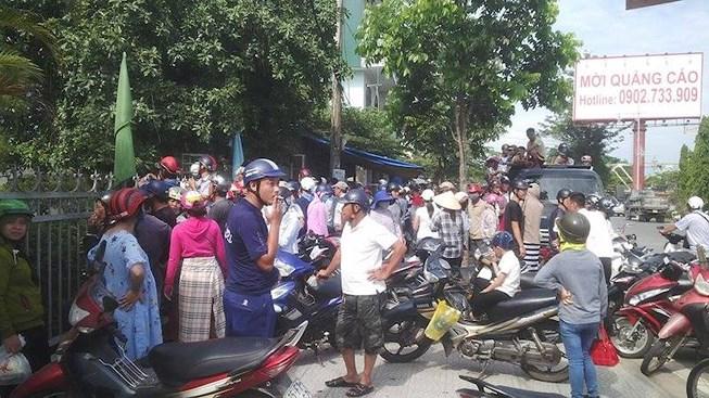 Hơn 1 giờ nghẹt thở giải cứu con tin bị nam thanh niên khống chế ở Huế