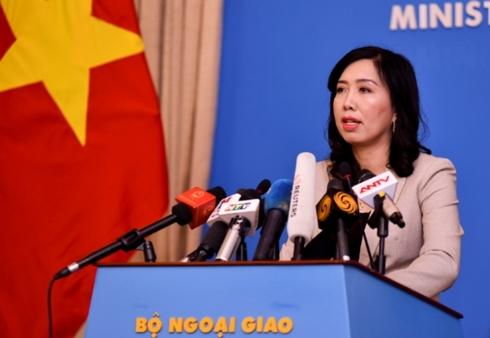 Việt Nam hoan nghênh Mỹ và Triều Tiên gặp Thượng đỉnh lần 2