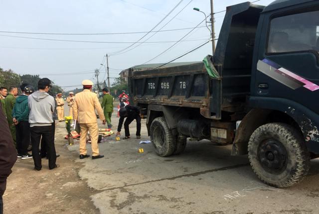 Tìm kiếm thân nhân nạn nhân tử vong do tai nạn giao thông
