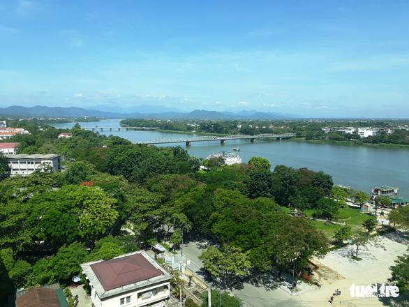 Thừa Thiên - Huế chưa đạt mục tiêu lên 'thành phố trực thuộc trung ương'